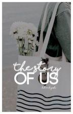 The Story of Us. ; Tsukishima Kei. by hideadyoshi