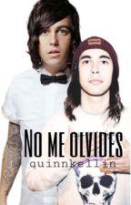 No me Olvides {Kellic} *Terminada* by quinnkellin