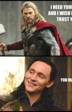 Thor-Loki One Shots by LadyLoki369