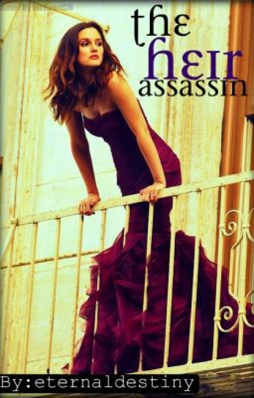 The Heir Assassin (lisa mcmann) by eternaldestiny