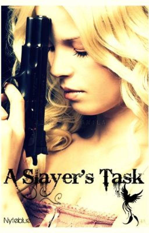 A Slayer's Task by Nyteblue