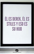 Él es Derek, él es Stiles y eso es su hijo by MaileDC