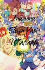 Inazuma Eleven Yaoi :Whatsapp by valentina832