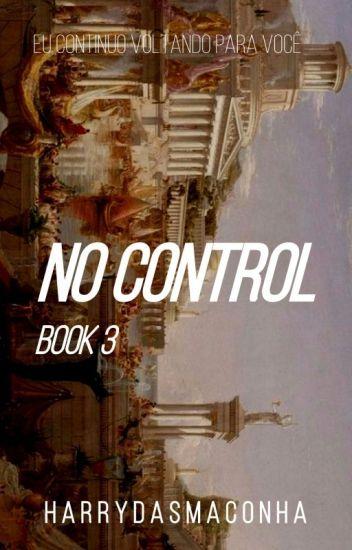 No Control - book 3