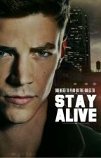 «Stay Alive» A Hunger Games Story by AustraliaBound2017