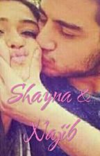 Shayna&Najib by PrincesseMarocaiine