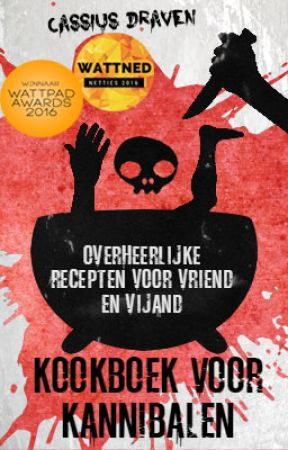Kookboek voor kannibalen by Rock-N-Robin