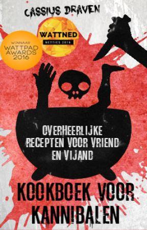 Kookboek voor kannibalen by Rock-N-Robin
