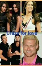 crazy for love (the bella twins , the shield , Dolph   ziggler And AJ Lee by harley_bella