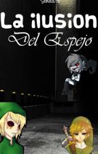 La ilusión del Espejo (Link, Dark Link, Ben Drowned y tu) by B-Shiru