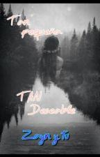 Tan pequeña.....TAN deseable - Zayn y tu (terminada) by HEYNANDRE
