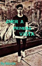 AMOR A PRIMERA VISTA ( MARIO RUIZ Y TU ) by NicoleRomeroAhumada