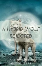 A hybrid wolf rejected. by Yuzuki16