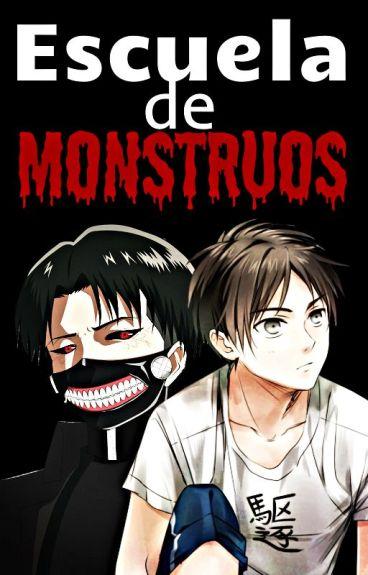 Escuela de monstruos.