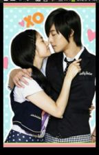 Playful Kiss by Elizabuzluvsyou