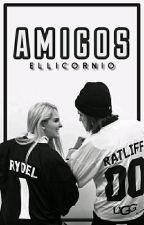 Amigos | Rydellington | by Ellicornio