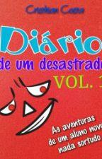 Diário de um Desastrado by cristhiancosta