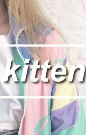 Kitten // h.s au by _hutherford