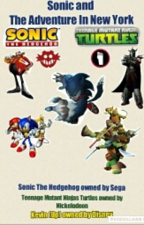 Sonic And The Adventure In New York Freedom Fighters Vs The Eggman Empire Wattpad