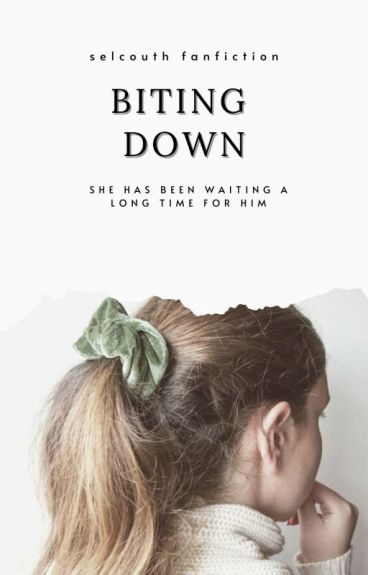Biting Down ↠ Quil Ateara
