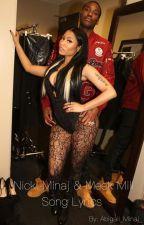 Nicki Minaj & Meek Mill song lyrics by Abigail__Minaj