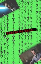 Riddle Me This.... {A Edward Nygma/Gotham Story} by Kaylakuy