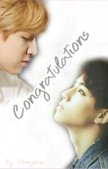 Congratulations [ MarkBam BBam ] √