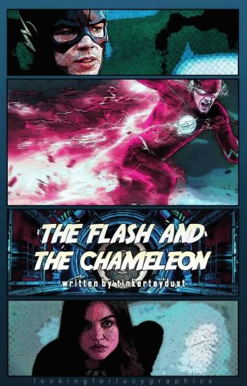 The Flash and The Chameleon 。 Barry Allen [2]