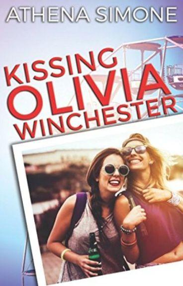 Kissing Olivia Winchester (Girlxgirl)(Lesbian Story)