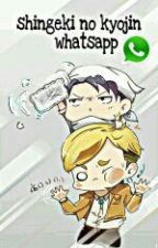 shingeki no kyojin whatsapp by animecizeynep