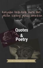 Quotes And Poetry by YongLiFen