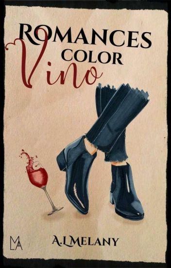 Romances color vino #CBL