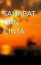 SAHABAT DAN CINTA by Avinda25