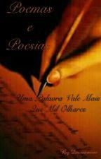 Poemas e Poesias by Amorim015