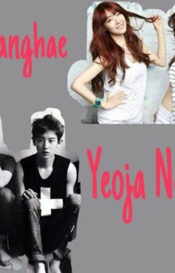 Saranghae, Yeoja Nerd! [EXO FF]