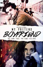 My Pretend Boyfriend by MeeHatesYoouu