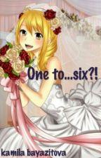 Fairy tail:Одна на...шестерых?! by kamilabayazitova