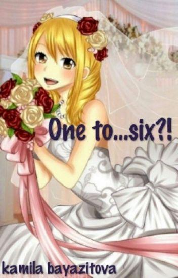Fairy tail:Одна на...шестерых?!