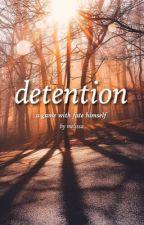 detention by watashinoeiyuu