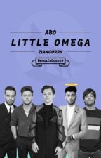 [ON HOLD] Little Omega (Zianourry fanfic) by FemaleBoss69