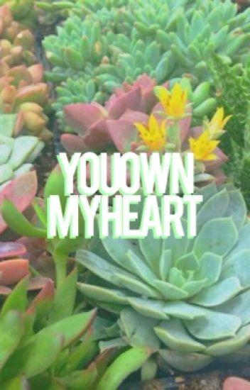 you own my heart ; jjk + kth