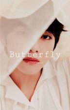 Butterfly // Kim TaeHyung  by bolinhopower