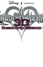 Kingdom hearts Dream Drop Distance by XxViolaxX