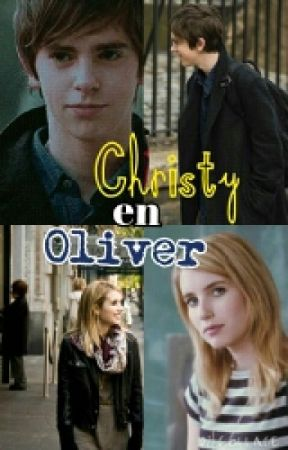Christy en Oliver by BuzywithBooks