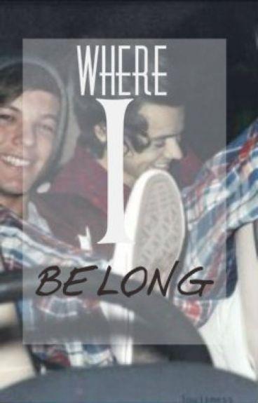 Where I belong. [L-S]