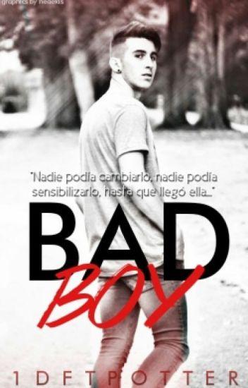 BAD BOY [Mariano Bondar] #Wattys2016