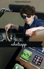 WhatsApp ➳ Alonso Villalpando (PAUSADA) by DanielaArgent-