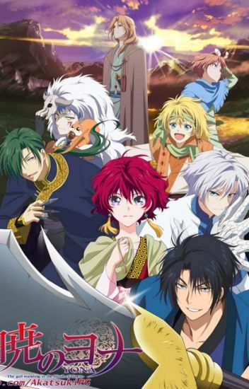 Akatsuki no Yona One Shots {on hold}