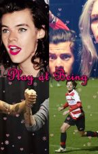 Play At Being | larry by louieandharty
