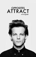 Opposites Attract | Nouis [under MAJOR editing] by writingisak